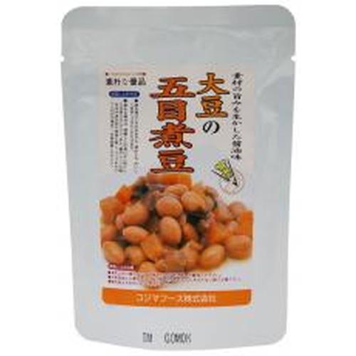 大豆の五目煮豆